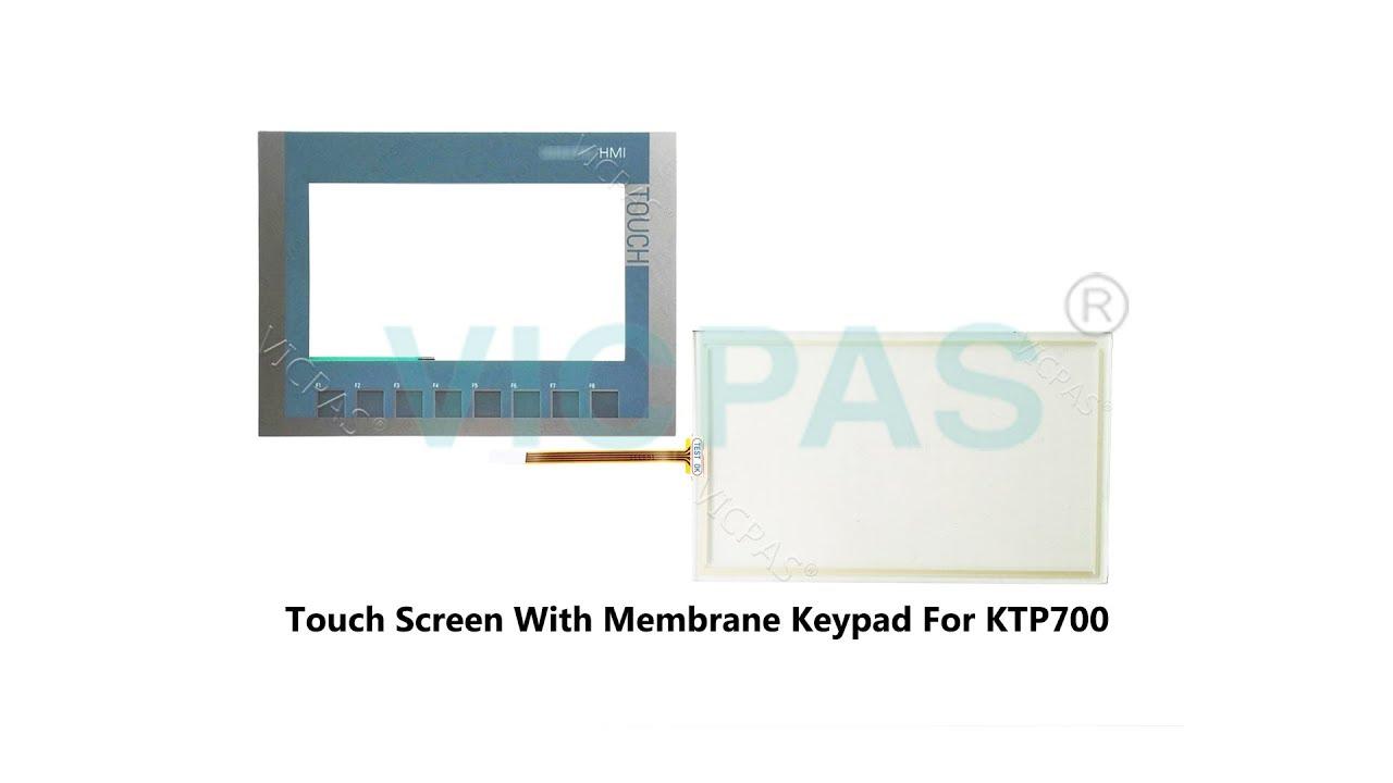 KTP700F Mobile 6AV2 125-2GB23-0AX0 Touch screen 90 days warranty