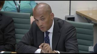 Questioning Ken Livingstone | Chuka Umunna on the Home Affairs Select Committee