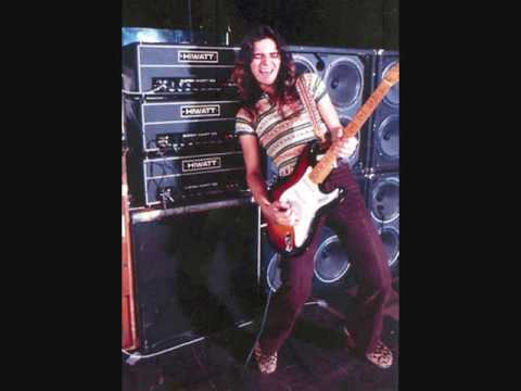 Tommy Bolin w/ The Good Rats, Carmine Appice- Ebbets Field, Colorado 1974