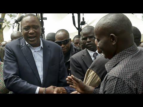 Kenya: Incumbent Kenyatta wins disputed elections with 98.2 percent