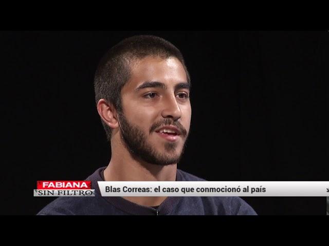 """Fabiana Sin Filtro: Juan, hno. de Blas:"""" nos entregaron a mi hermano en una bolsa"""""""