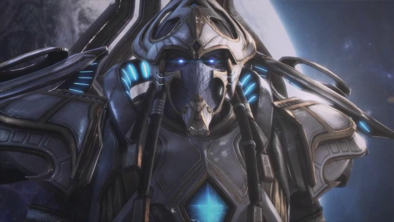 Comeback is Real - <b>Starcraft</b> <b>2</b>: <b>Legacy</b> <b>of</b> <b>the</b> <b>Void</b> Opening Cinematic