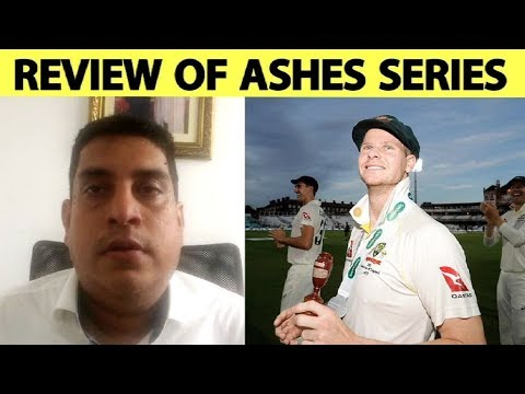 Ashes 2019 Will Always be Remembered For Steve Smith's Comeback | Sports Tak