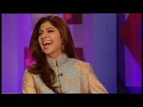 SHILPA SHEtTY ON JONATHaN ROSS SHOW PART 1