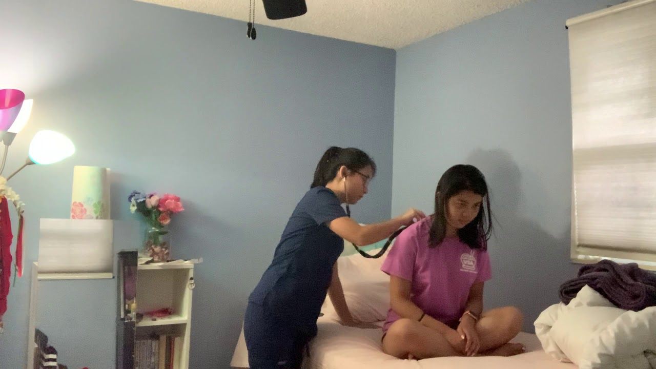 Head to Toe Assessment - YouTube