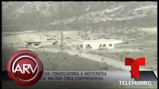 Intentan detener convocatoria masiva al área 51 | Al Rojo Vivo | Telemundo