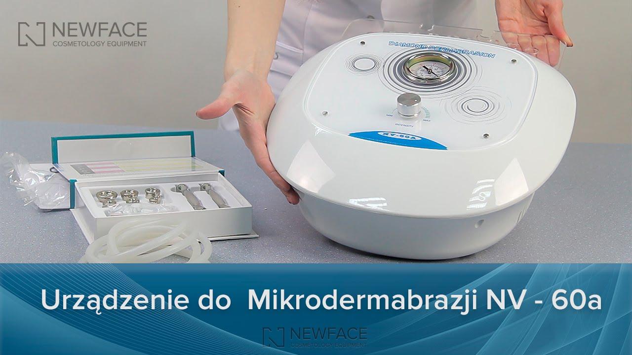 Aparat do mikrodermabrazji diamentowej NV-60A