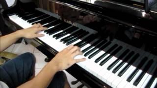 張學友&王菀之 (Jacky Cheung & Ivana Wong) -  我真的受傷了 [Piano Cover]