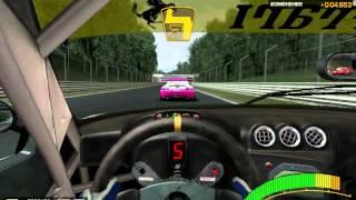 GTR 2 - PC Gameplay [Monza 2004 / Ferrari]