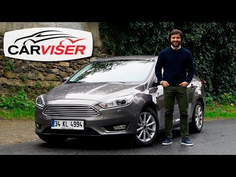 Ford Focus Sedan Test Sr Review English subtitled