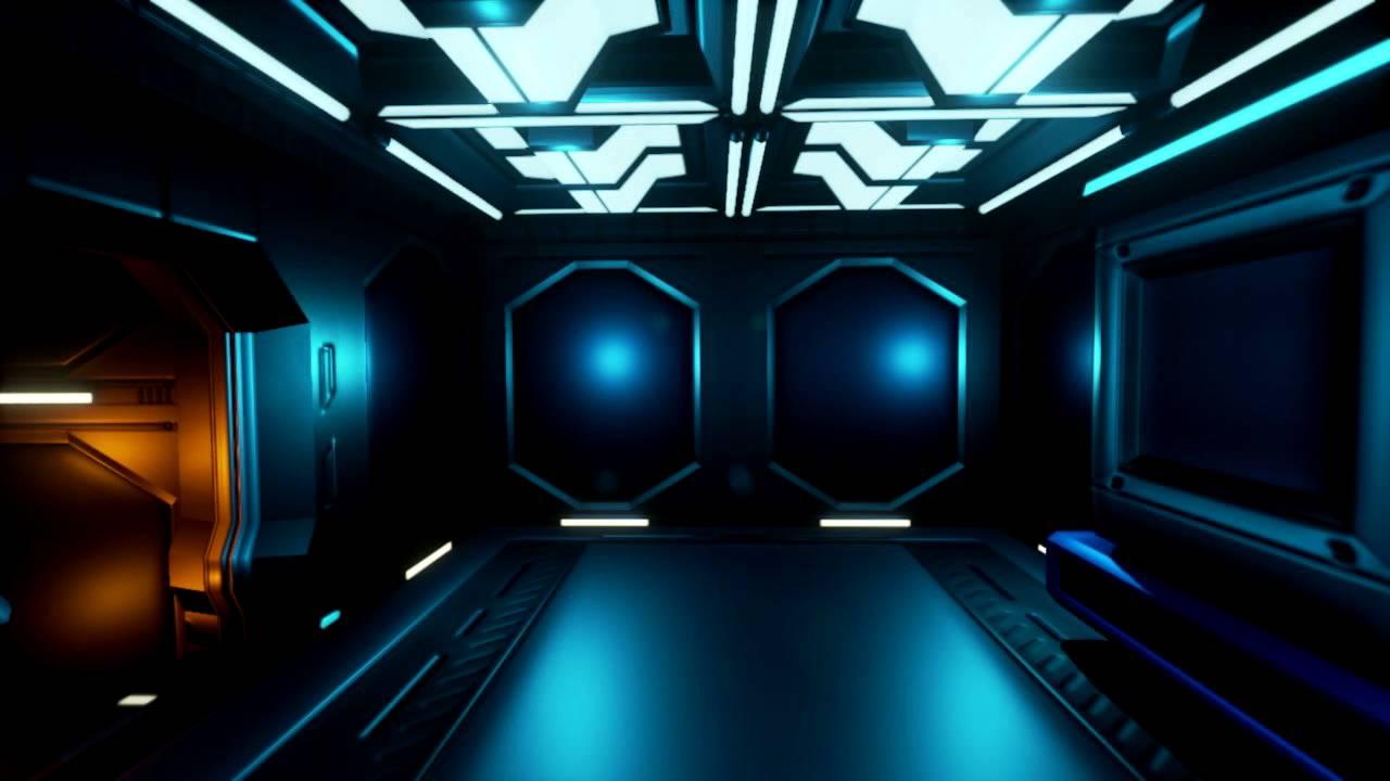 Spaceship Interior (UE4)   YouTube