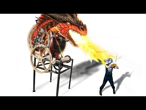 SLAYING THE DRAGON - Marble Machine X #67