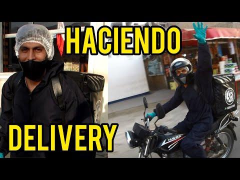 Haciendo delivery por un día en Lima | ROCKMA