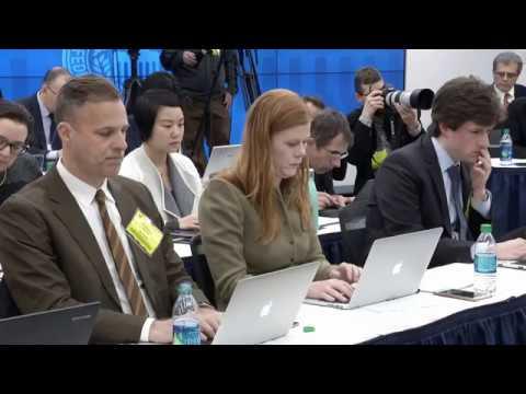 FOMC Press Conference March 21, 2018