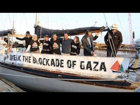 'Freedom Flotilla' Heading for Gaza to Raise Awareness