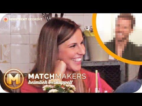NEW DATING: Sarah Hat Ein Date, Ohne Es Zu Wissen! Wie Gefällt Nils Ihr? | Matchmakers | ProSieben