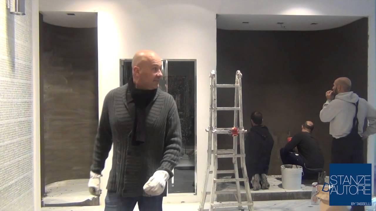 Realizzazione pavimenti e rivestimenti in resina Prato Stanze DAutore Kerakoll design house