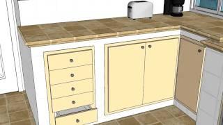 Free video watch cocinas hechas en concreto y forradas - Carpinteria santa clara ...