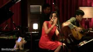 Eva Celia - All I Want for Christmas Is You @ Mostly Jazz 21/12/13 [HD]