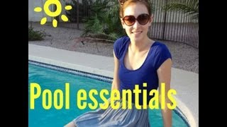 What in My Pool/Beach Bag Thumbnail