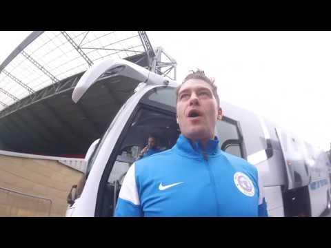 Soccer Aid 2016- Sneak peak