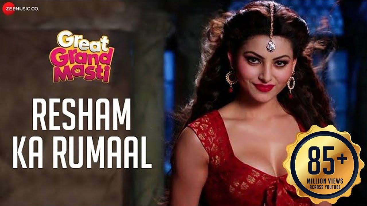 Download Resham Ka Rumaal - Full Video| Great Grand Masti | Urvashi Rautela, Riteish D, Vivek O, Aftab S