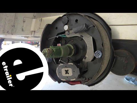 Dexter Electric Trailer Brake Kit Installation - etrailer.com