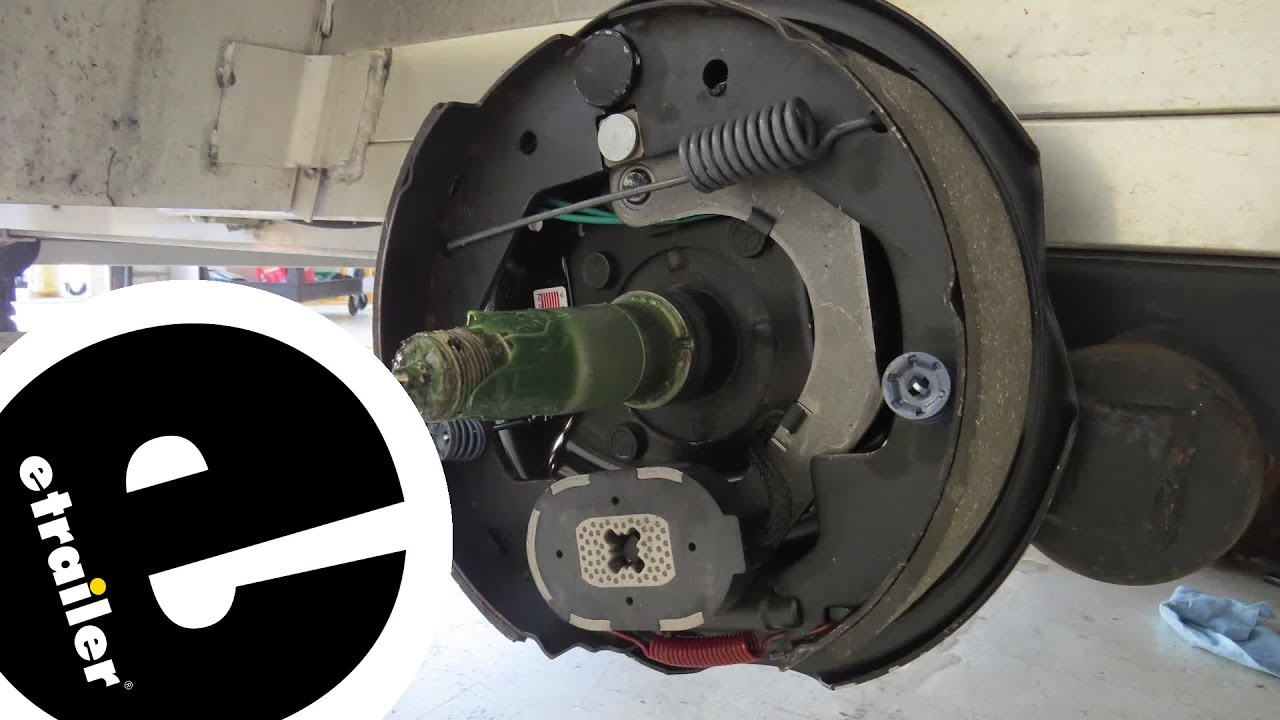 [CSDW_4250]   etrailer | Dexter Electric Trailer Brake Kit Installation - YouTube | Dexter Electric Trailer Brake Wiring Diagram |  | YouTube
