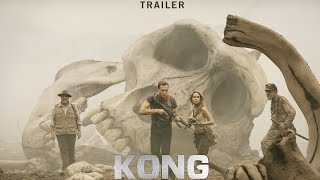 KONG : SKULL ISLAND Comic-Con Trailer by : Kong: Skull Island