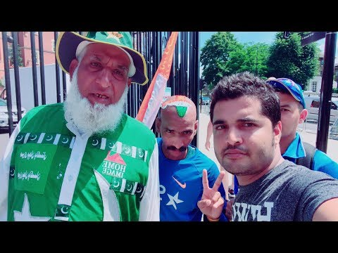 India vs Pakistan Final Mauka Mauka Live from The Oval London