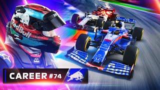F1 2019 Career Mode Part 74: 200 IQ PLAYS