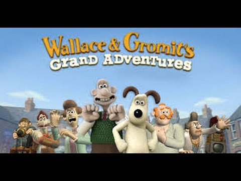 ExcuseTheMess Wallace & Gromit's