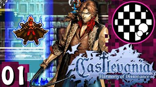 Julius in Harmony of Dissonance | Castlevania: Revenge of the Findesiecle Mod | PART 1