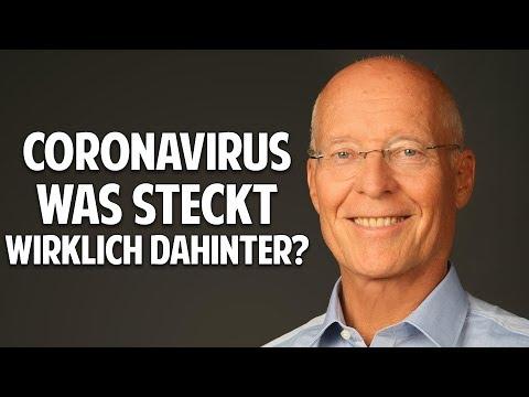 Coronavirus: Hintergründe, Fakten und Profiteure der Angst - Dr. Ruediger Dahlke spricht Klartext!