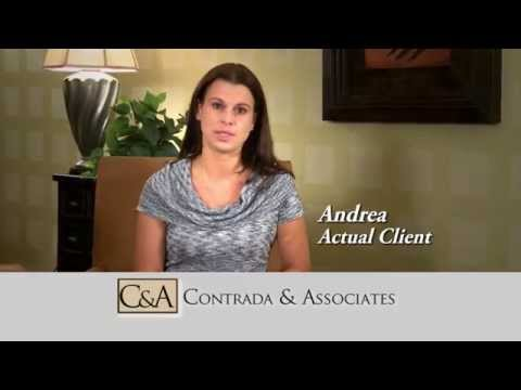 Contrada & Associates - Motorcycle Accident Attorney | Andrea's Story