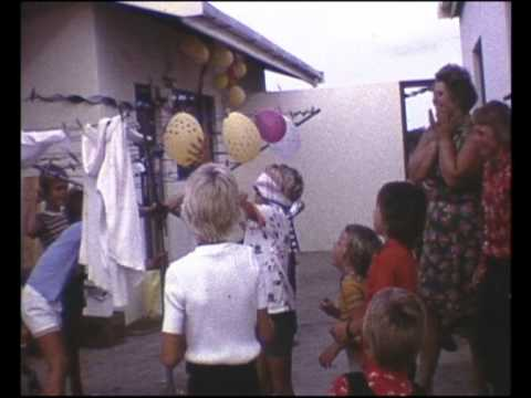 QCubes Marine/Dutch expats Richards Bay and their children's parties '74/'75