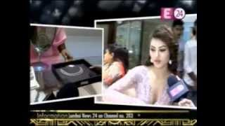 Urvashi Rautela shops for her mom this Dhanteras at Anmol Jewellers