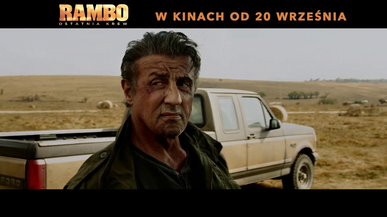 Download Rambo: Ostatnia krew - Zwiastun PL (Official Trailer)