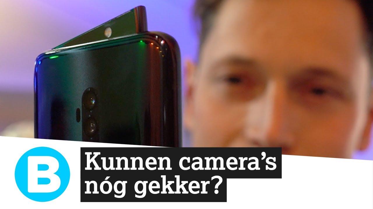 32d709bede9 Oppo lanceert telefoon met schuine popup-camera in Nederland | Bright