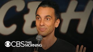 "Comedian Sebastian Maniscalco: Success comes from his ""fear-based mentality"""