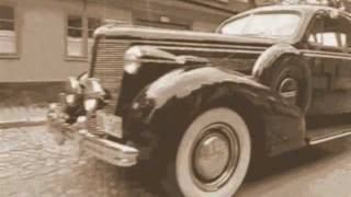 1937 BUICK COUPE - Stockholm