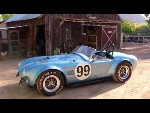 289 FIA Kirkham Cobra