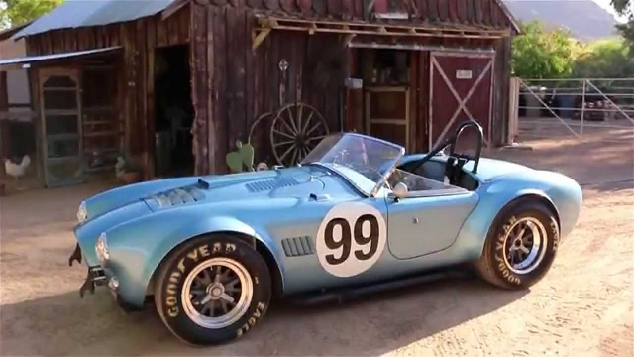 289 Fia Kirkham Cobra Youtube