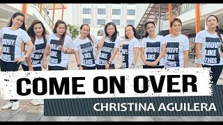 COME ON OVER - Christina Aguilera | JINGKY MOVES | Dance Fitness