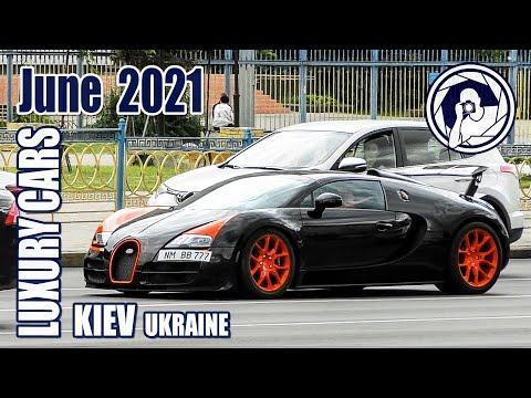 Supercars in Kiev (06.2021) Bugatti Veyron Grand Sport Vitesse WRC