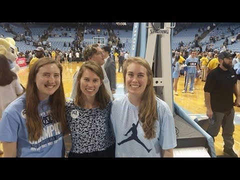 One Second A Day - UNC Senior Year
