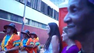 """Lindo Quilombo, 7ma llamada. Preparación y salida de """"Idilè, candombe en familia""""."""