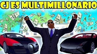 GTA San Andreas Loquendo - CJ es Multimillonario