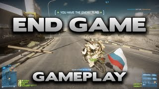 Battlefield 3 End Game Gameplay
