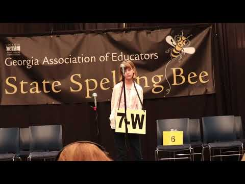 River Trail Middle School Student Wins State Spelling Bee